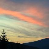 Překrásnou oblohou byla odměněna banda věčně mladých rebelů