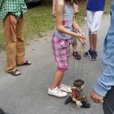 Nejen děti se mohly seznámit s tradicemi zlatokopectví, řezbářství, kovotepectví a loutkoherectví.