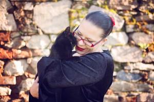 Magistra magie Zdeňka Košanová je kočka