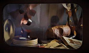 AMERICKÝ SEN: kámen Spící múza a artefakty TO KMM
