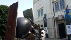 """Mravenci prospektoři """"TO""""v Kutné Hoře pěkně roztočili"""