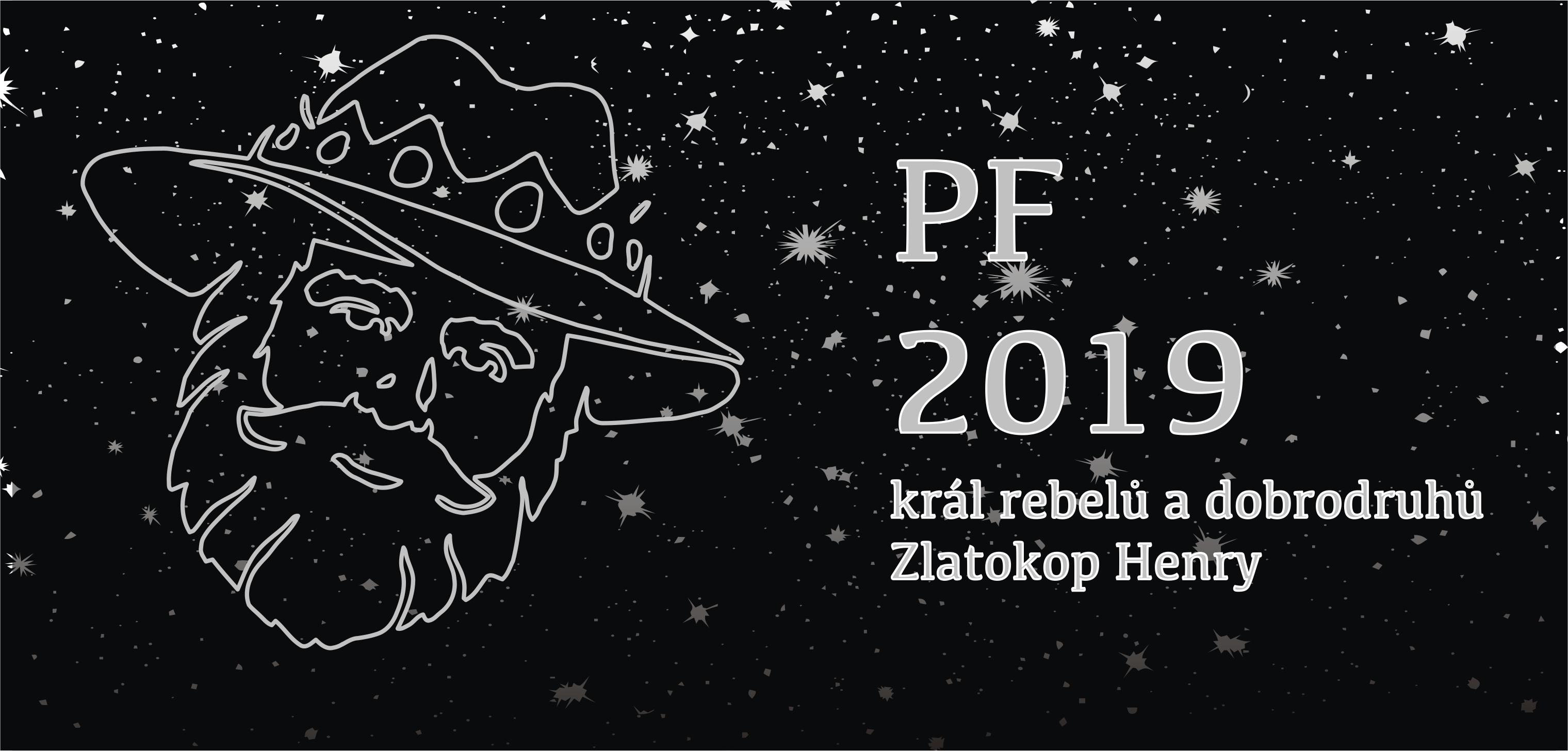 Jiří Broš / PF 2019 Zlatokop Henry